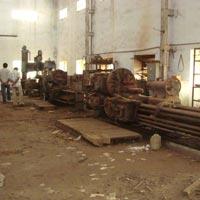 Iron Scrap Disaggregation Services