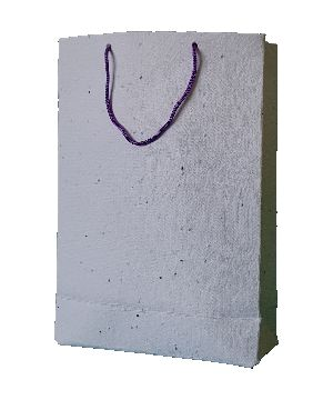 Seed Paper Carry Bags