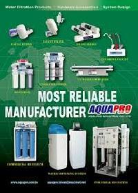 Aquapro water Softener water filter