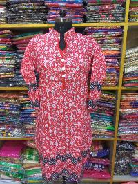 Women Cotton Kurtis