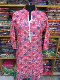 Ladies Cotton Kurtis1