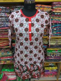 Ladies Cotton Kurtis15