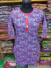 Ladies Cotton Kurtis5