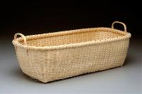 Bamboo Basket For Bread And Storage