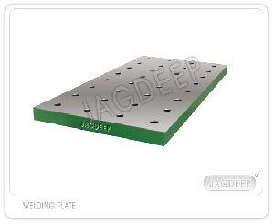 Cast Iron Welding Plate