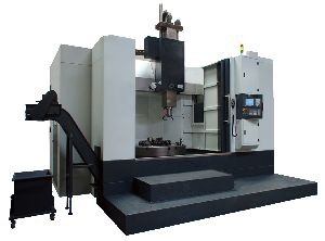CNC Vertical Turning Lathe Machine