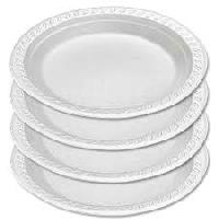 Disposable Thermocol Plain Plates