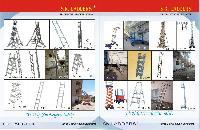 Aluminium Ladders Cataloge