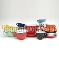 Cup & Saucers