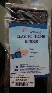 Eledec Elastic Thumb Binder