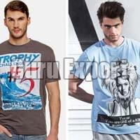 Mens Round Neck T-Shirts 03