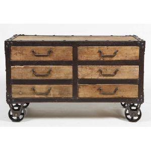 6 Drawer Cart