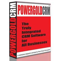Powergold Crm 2016 Software