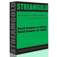 Streamgold Web-crm Software