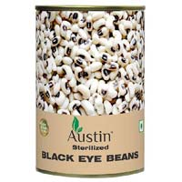 CANNED BLACK EYE BEANS