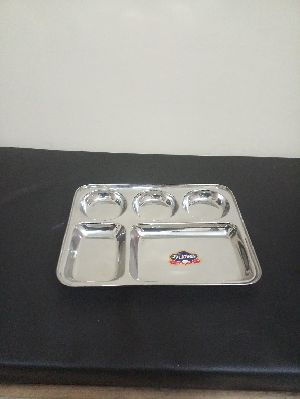 5 In 1 Compartment Tray