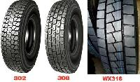 Rubber Tyres