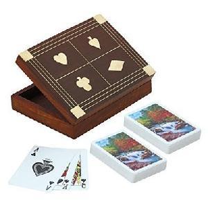 Designer Wooden Card Boxes