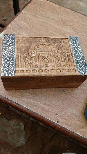 Mango Wood Jewellery Boxes