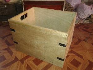 Wooden Magazine Boxes