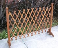 Extendable Instant Fence