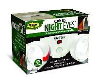 WHITE NIGHT EYES SECURITY LIGHTS