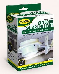 White Outdoor Solar Led Light