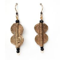Antique African Earrings