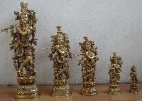 Brass Statues