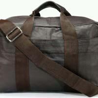 Mens Teakwood Genuine Leather Laptop Bag (sku: Mb-26-brown)