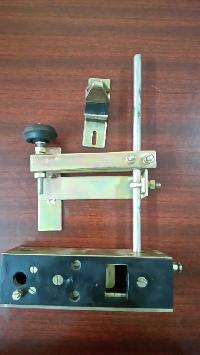 Brass Leaf Lock System