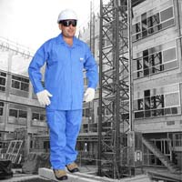 Safety Coverall (2PWL)