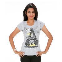 Melange Tower Womens Wear T Shirts