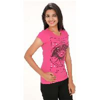 Pink Lee Womens Wear T Shirts