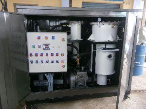 transformer oil filters machine