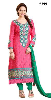 Isha Style Designer Churidar Suits