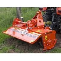Tractor Rotavator