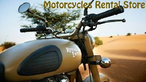 Motorcycle On Rent