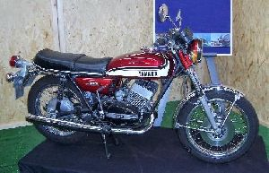 Yamaha RD 350 Bikes Modification Services