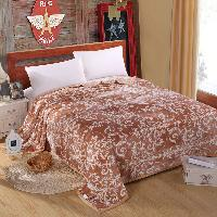 Single Bed Blossom Blankets