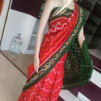 Pochampally Ikkath Cotton Saree.