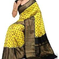 Pochampally ikkath pure silk sarees