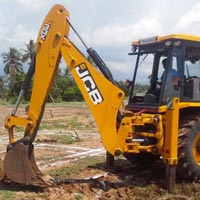 Jcb 3dx Vehicle Rental Services