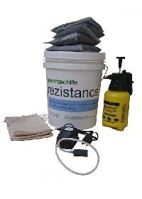 Rezistance- Organic Pest Management