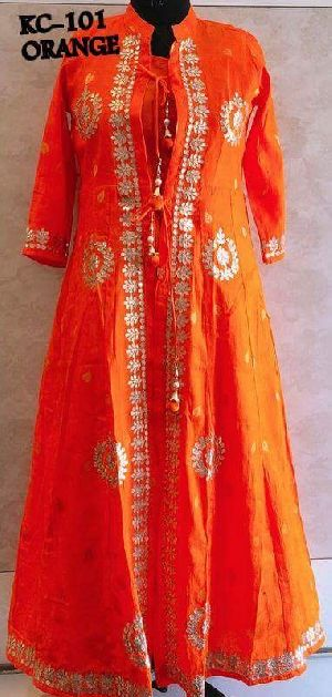 Indo Western Traditional Dress