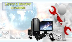 Laptop & Desktop Repair Services