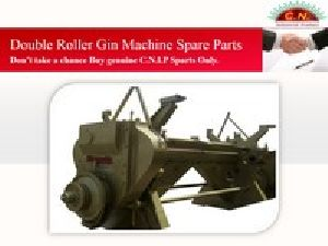 Double Roller Ginning Machine Spare Parts