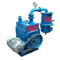 Double Stage Rotary High Vacuum Pump