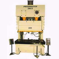 Double Point C Frame Press Machine