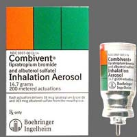Combivent Inhalation Aerosol